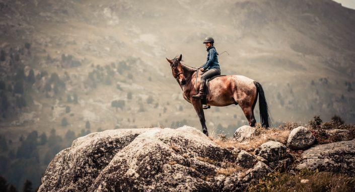Barbara Hochreiter Urs Heer Natural Horsemanship