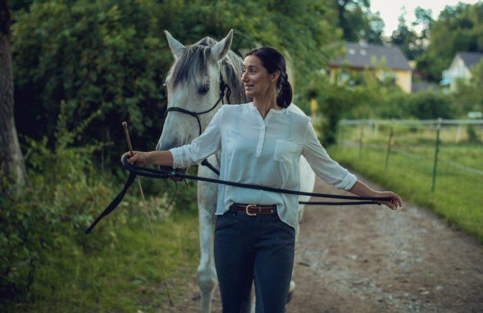 Barbara Hochreiter   Natural Horsemanship   Starnberg