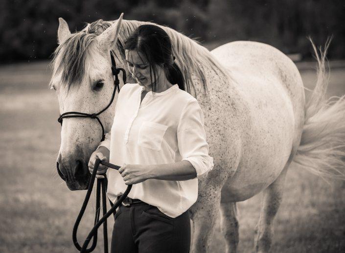 Barbara Hochreiter   Natural Horsemanship